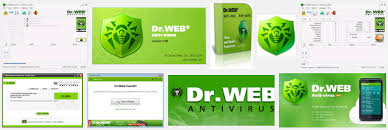 Dr.Web Anti-virus 12.0.1.12240 Crack