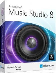 Ashampoo Music Studio 8.0.3 Crack