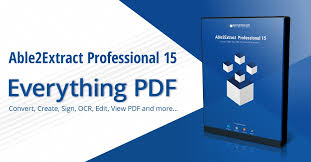 Able2Extract Professional 16.0.7.0 Crack